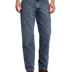 Wrangler Men'S Original Cowboy Cut Jean,Rough Stone,40X30