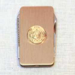 833 Hns Money Clip W Knife And File