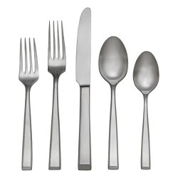 Reed & Barton 5-Piece East End Stainless Steel Flatware Place Setting