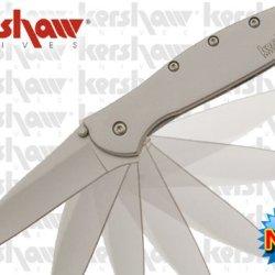 "Ks1660 Kershaw Rkw5Xbrxep Leek Spring Assisted 4 Cqs1N Inch Closed Framelock. Sandvik Folding Knife Edge Sharp Steel Ytkbio Tikos567 Bgf ""Kershaw Leek A/O. 4"""" Closed Framelock. Bguc53Aq8Z Sandvik Dc7Psvgw4D 14C28N Stainless Blade With Thumb Stud. Feature"