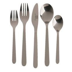 Fornuft Casual Flatware Silverware 20 Piece Set Home Supply Maintenance Store