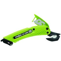 S5 Kn124 Safety Cutter Utility Knife, Right Handed (Pack Of 12)