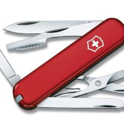 New Pocket Multi Tool 10-In-1 Executive By Victorinox Swiss Army Stainless Steel