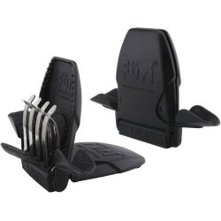 Rachael Ray Knives 626Dr 2 Pack Ozitech Diamond Fingers Knife Sharpener With Black Composition Housing