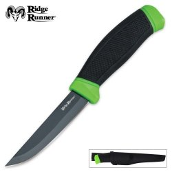 Ridge Runner Apocalypse Dive Knife With Sheath