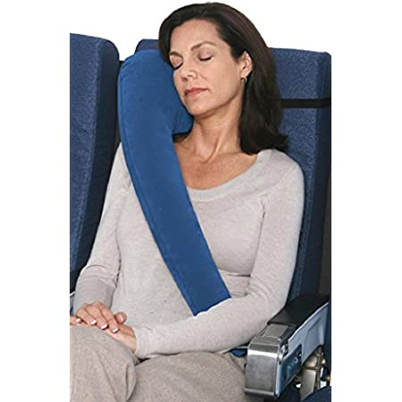 "WALL STREET JOURNAL ""Best Travel Pillows! It makes 11 hours in a 17-inch-wide seat more bearable""    BOSTON GLOBE ""a nice way to nap"" ""it lived up to its name""    USA TODAY ""just begs you to snuggle up and take a nap""    SAN FRANCISCO EXAMINER ""Best ..."