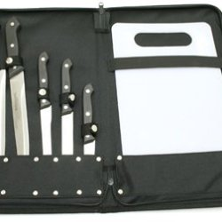 Winchester Winchester14056 Winchester 6Pc Kitchen Cutlery And Camping Knives With Case