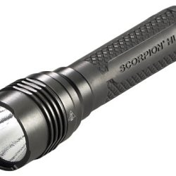 Streamlight 85400 Scorpion Hl Flashlight With Lithium Batteries