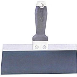 "Walboard Tool 18-028/Tg-08 8"" Blue Steel Taping Knives"