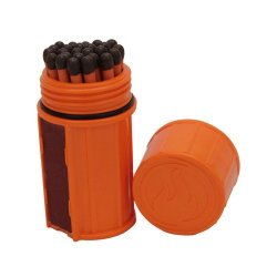 Storm Proof Match Kit Orange
