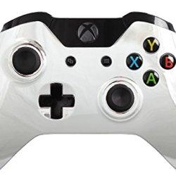 Custom Xbox One Controller Special Edition Chrome Controller