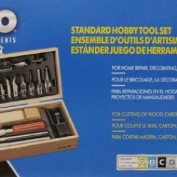 X-Acto Standard Hobby Tool Set (X5086)