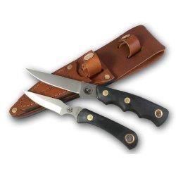 Knives Of Alaska 00256Fg Jaeger Cub Combo Set, Black