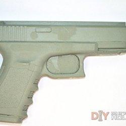 Holster Molding Drone For Glock Model 19/23 Handguns