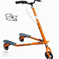Trikke T67Convertiblesteel-Orange