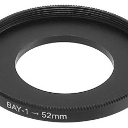 Bay-1 To 52Mm Metal Adapter Ring For Yashica / Rollei Tlr Camera