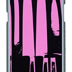 Purple Knives Tpu Silicone Case Cover For Samsung Galaxy Note Ii N7100 White