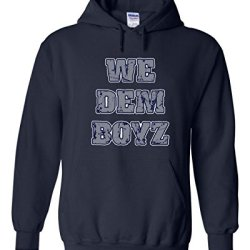 "Dez Bryant Dallas Cowboys ""We Dem Boyz"" Hooded Sweatshirt Adult Medium"