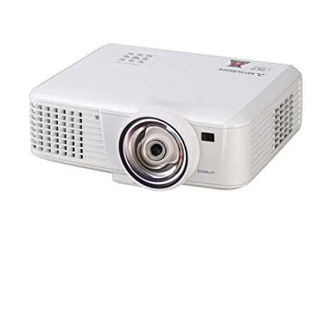 This MITSUBISHI Short Throw Projector provides vivid and cost-effective presentations in rooms large or small. It is efficient and reliable with high image quality, these short throw projectors are built to please. XGA (1024 x 768) | DLP Display Tech...