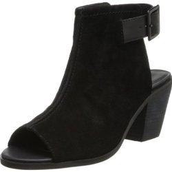 Kelsi Dagger Women'S Keira Dress Sandal,Black/Black,7.5 M Us