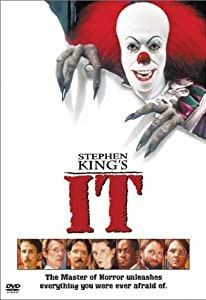 """Cover of """"Stephen King's It"""""""