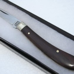 New Sheffield Ettrick Pen/Pocket Knife Rosewood Scales