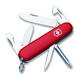 Victorinox Swiss Army Tinker Pocket Knife Small (Red)