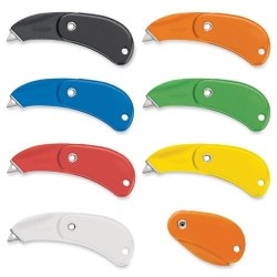 Psc1900 Pocket Safety Cutters, Box Of 12 Each, Automatically Retractable
