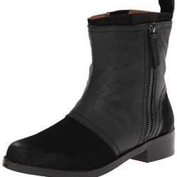 Kelsi Dagger Women'S Fame Boot, Black/Black, 7 M Us