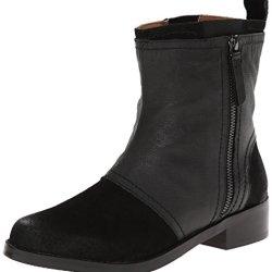 Kelsi Dagger Women'S Fame Boot, Black/Black, 10 M Us