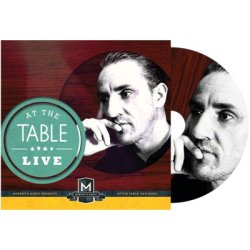 At The Table Live Lecture Dan Hauss - Dvd