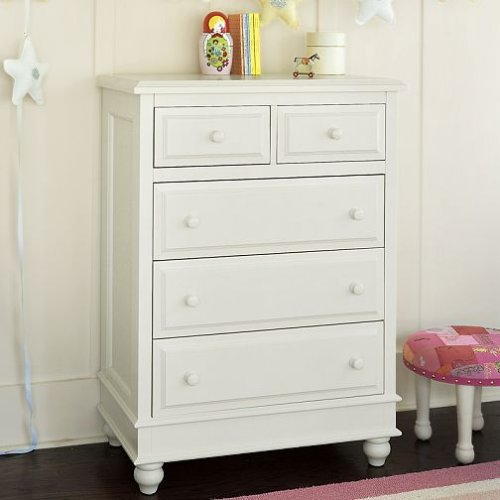 Image of Pottery Barn Kids Anderson Drawer Chest & Nightstand (B0013I59QI)