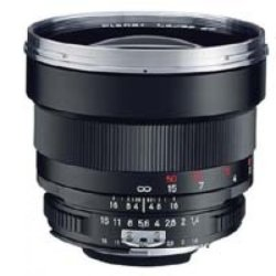 Zeiss 85Mm F/1.4 Planar T* Zf Manual Focus Telephoto Lens For The Nikon F (Ai-S) Bayonet Slr System.