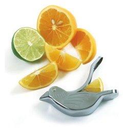 Norpro Stainless Steel Lemon Lime Lemonade Citrus Squeezer Bird Design