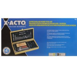 Xacto X5087 Deluxe Hobby Tool Set