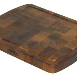 Mountain Woods 15 X 12 Acacia End Grain Cutting Board