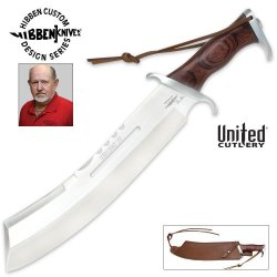 Gil Hibben Iv Combat Machete Blade Knife