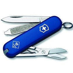 Victorinox Swiss Army 54402 Classic Sd Cub Scout, Blue