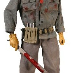 "Sideshow Collectibles: Jason Voorhees Friday The 13Th Vi Jason Lives 12"" Action Figure"
