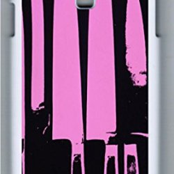 Samsung Galaxy S4 I9500 Cases & Covers Purple Knives Custom Pc Hard Case Cover For Samsung Galaxy S4 I9500 White