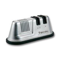 Tojiro Stainless Steel Hand-Held Whetstone Knife Sharpener