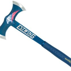 Estwing E6-Dba 38-Ounce Double Bit Axe, Blue