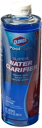 Clorox Pool&Spa 58032CLX Super Water Clarifier, 1-Quart