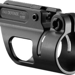 Mako 1-Inch Diameter Flashlight Mount For Ar15/M4 Bayonet Lug, Black