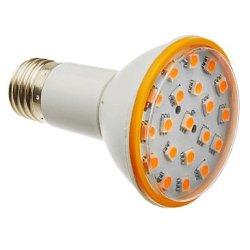 5 W E27 X5050Smd 20, 360-400 Lm 3000 K Of Warm White Led Bulb Sizes (200-240 - V)