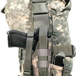 Blackhawk Omega Vi Elite Holster, Beretta 92F/Sw 5906, Left Hand, Army Universal 40Qd42Au-Left