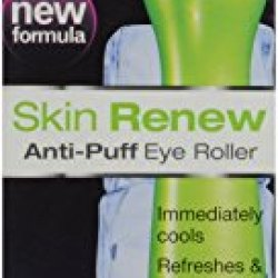 Garnier Skin Renew Anti-Puff Eye Roller, 0.50 Fluid Ounce (Packaging May Vary)