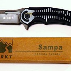 Crkt Sampa Model 5530 Hunting, Camping, Survival Folding Knife