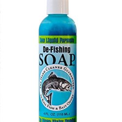 De-Fishing Soap - The Bottle