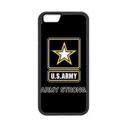 """Jdsitem U.S. Army Strong Star Design Case Cover Sleeve Protector For Phone Iphone 6 4.7"""" (Laser Technology)"""